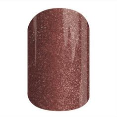 Sparkling Marsala | #SparklingMarsalaJN | Sparkle Finish | $17.50 CAD | Buy 3 Get 1 FREE | Jamberry Nail Wraps | Pantone COTY Color of the Year 2015 #COTY2015JN