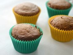 This easy Milo Muffins recipe is just perfect to make with the kids, just make sure they don't eat all of the mixture first! Milo Recipe, Recipe For 4, Easy Lunch Boxes, Snack Box, Chocolate Icing, Chocolate Muffins, Muffin Recipes, Snack Recipes, Cooking Recipes