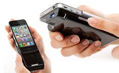 Sanwa iPhone Pico projector