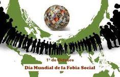 Entender la fobia social : 1 de octubre día mundial de la fobia social , 2015