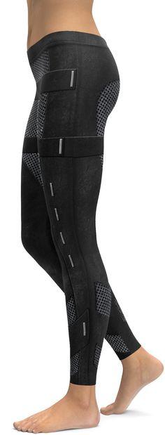 Stealth Leather Armor Leggings e76508211