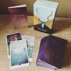 Divination Cards, Tarot Cards, Tarot Card Decks, Oracle Cards, Deck Of Cards, Witchcraft, Fields, Meant To Be, Instagram