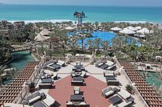 Madinat Jumeirah Resort - Al Qasr Hotel, Dubai - Club Executive Terrace