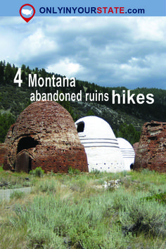 Travel   Montana   Abandoned Ruins   Hiking   Site Seeing   Trails   Unique   Adventure   Photography   Weekend   Fitness