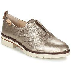 Topánky Ženy Derbie Pikolinos SITGES W7J čierna
