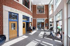 Albemarle High School - Renovations & Additions - BCWH Architects