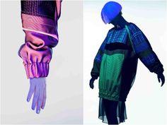 HUAJIA STUDIO A/W 2014 Lookbook | Trendland