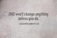 Wat wil jij veranderen in 2015? Download gratis jouw ebook via http://eepurl.com/cYIuQ !