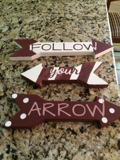 Never give up on your dreams .. Follow your arrow. Ask one of us how to make some extra money teaching people how to paint while getting friends together  #chalkyandcompany #chalkychatters #diy