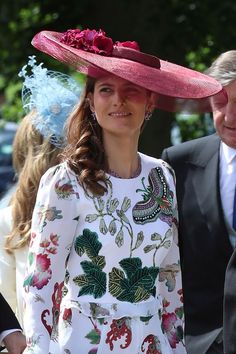 The Best Hats At Pippa Middletons Wedding