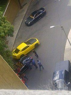 """""""@AnonymousVzIa: Estos son algunos de los autos del hijo de Cilia Flores. SOCIALISMO EN SU MÁXIMA EXPRESIÓN. DIFUNDE. pic.twitter.com/PU8UEUxviy"""