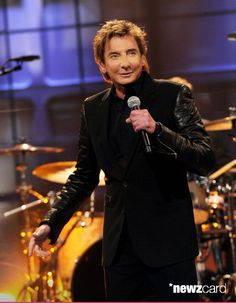 Think, that virginity barry manilow agree, excellent