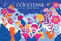 L'Occitane by Julia Wauters