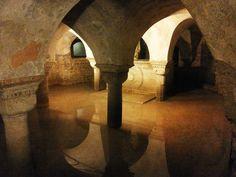 cripta San Zaccaria
