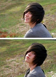 Where are emo guys located cause where i live at there is no emo guys