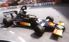 Tom Pryce UOP Shadow DN-5 Monaco GP 1975 Rev's Institute photo
