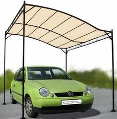 Pergola Canopy Shelter Gazebo Garden Structure Sloped Outdoor Patio Wall Awning