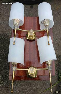 Aglaé minimaliste Tissu Lampe de bureau argent moderne métal