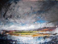 """Anthony Garratt; Acrylic, Painting """"Arran"""""""