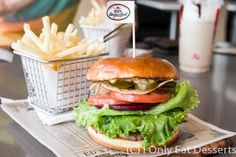 mcdonalds create your taste burger