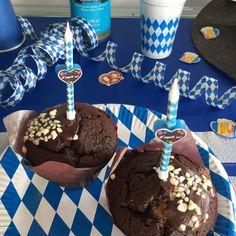 Witzige Kuchenkerzen & mehr Deko Oktoberfest gubt's jetzt bei yokki.de und im Shop in Rodgau