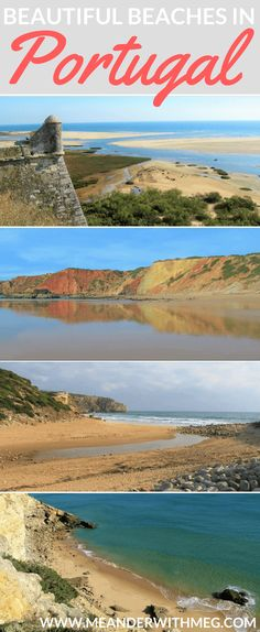 Looking to discover some beautiful beaches in the Algarve, Portugal? Read on to find my top tips on lesser known places to visit in the Algarve to find some winter sun. | Europe travel | Portugal | Beautiful destinations | Travel guide | Travel planning | Where to go | Wanderlust | Inspiration | beautiful beaches