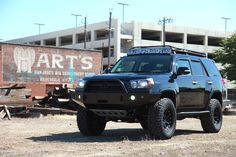 Looking to customize your Toyota? We carry a wide variety of Toyota accessories including dash kits, window tint, light tint, wraps and more. Toyota 4runner, Toyota Tacoma, Toyota 4x4, Toyota Trucks, Suv Trucks, Lifted Trucks, Future Trucks, Bug Out Vehicle, Fj Cruiser