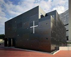 Conheça as 10 igrejas mais estranhas do mundo.