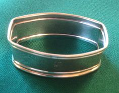 Sterling Silver Napkin Ring by 4HollyLaneAntiques on Etsy
