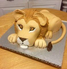Lion Birthday Cake with regard to Trending This Year - Birthday Ideas Make it Lion Cakes, Lion King Cakes, Lion King Birthday, Lion Birthday Cakes, Birthday Cake Pinterest, Lion Party, Foundant, Jungle Cake, Frederique