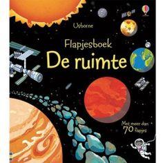 flapjesboek de ruimte | uitgeverij usborne