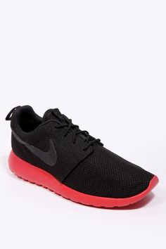 d80697d3246b9c Nike Black   Red Running Trainers Running Trainers
