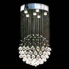 Check out the Gallery Lighting 9342-6 G902 Modern 6 Light Empire Chandelier  priced at $460.08 at Homeclick.com.