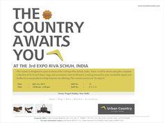 See you at the Exhibition! 4th July-6th July Stall No. C-1 & C-2, Hall no.11, Pragati Maidan, New Delhi