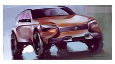 © Nikolai Trubni http://trubni.blogspot.ru --- #lada #cardesignpro #conceptcar #transportation, #automotive, #rendering #photoshop #sketches #tutorials  #carsketch #automotivedesign #carrendering #cardesign #sketching #cardesigntutorials #carsketches