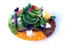 Zucchini spaghetti recipe | Taste by Four Seasons