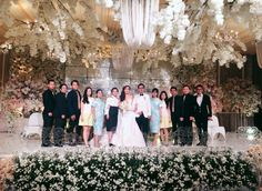 our team who will manage and serve Groom & Bride and also their family