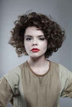 236 Best Embrace The Curl Images Short Haircuts Curly Bob Hair