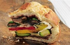 Lots of Packed Lunch ideas from Delicious Magazine