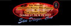 2017 FHFF IV Horror Film, Buy Tickets, Film Festival, Movie Party