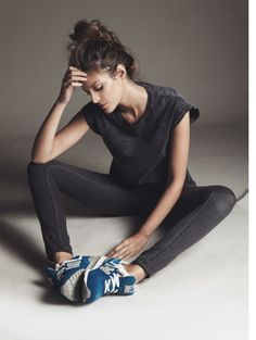 "erryday ""fantasy"" threadz. love, love how effortlessly sexy this look is -- the new balances are rockin'."
