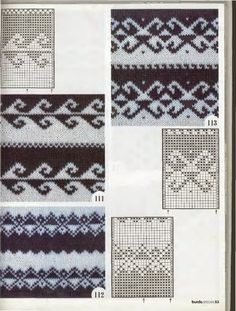 Fair Isle Charts Motif these are great if you are doing double knitting and are changing background color Fair Isle Knitting Patterns, Knitting Machine Patterns, Knitting Charts, Knitting Socks, Knitting Stitches, Knit Patterns, Baby Knitting, Stitch Patterns, Knitting Needles