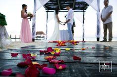 Wedding ceremony. MTM Photography Wedding day ideas. Azul Sensatori Wedding photographer in Cancun, Playa del Carmen, Puerto Morelos, Puerto Aventuras and Tulum. 100% Satisfaction Guaranteed. guaranteed!!! www.momentsthatmatterphotography.com