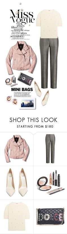 """So Cute: Mini Bags"" by shortyluv718 ❤ liked on Polyvore featuring Mackage, Francesco Russo, Miu Miu, Dolce&Gabbana and minibags"