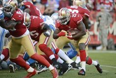 Detroit Lions vs. San Francisco 49ers - Photos - September 16, 2012 - ESPN
