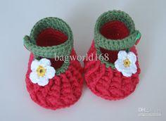 10pcs-handmade-crochet-shoes-first-walker.jpg (800×584)