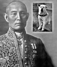 Hidesaburo Ueno and the real  Hachiko