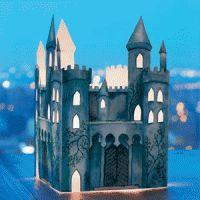 gratis kasteel om uit te printen - leuk voor de kids! Gewoon leuker