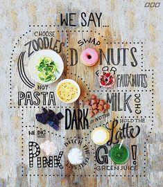 Swap This for That (+ Nice Cream Recipe!) | via The Honest Company Blog