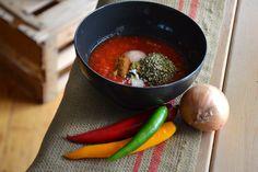 Zutaten für Salsa Roja aus Mexiko